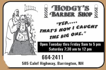 Hodgys Barbershop