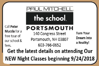 Paul Mitchell School Portsmouth