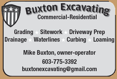 Buxton Excavating