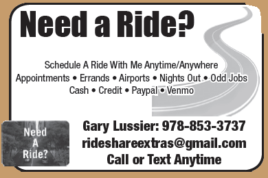 Ride Share Extras