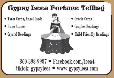 Gypsy Leea Fortune Telling