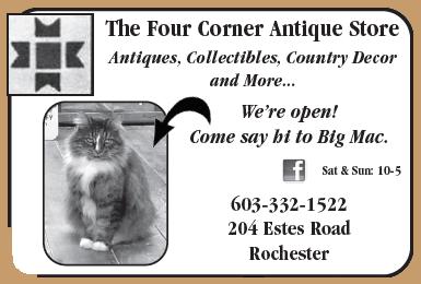 Four Corner Antique Store